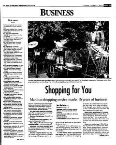 Syracuse Post Standard, October 27, 2005, Page 382