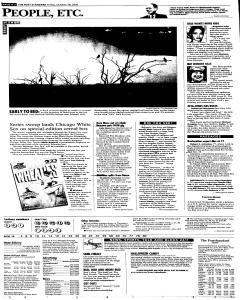 Syracuse Post Standard, October 28, 2005, p. 2