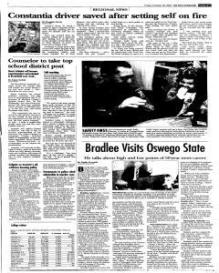 Syracuse Post Standard, October 28, 2005, Page 19
