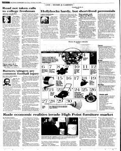 Syracuse Post Standard, October 29, 2005, Page 34