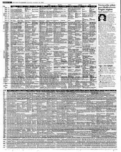 Syracuse Post Standard, October 29, 2005, Page 44