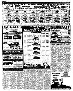 Syracuse Post Standard, October 29, 2005, Page 52