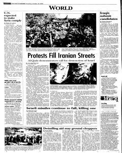 Syracuse Post Standard, October 29, 2005, Page 76