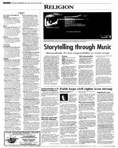 Syracuse Post Standard, October 29, 2005, Page 104
