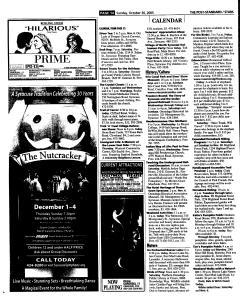 Syracuse Post Standard, October 30, 2005, Page 136