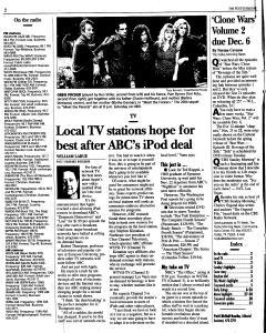 Syracuse Post Standard, October 30, 2005, Page 155