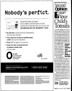 Syracuse Post Standard, October 30, 2005, Page 193