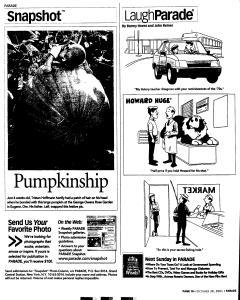 Syracuse Post Standard, October 30, 2005, Page 195