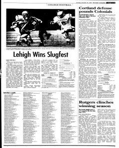 Syracuse Post Standard, October 30, 2005, Page 47
