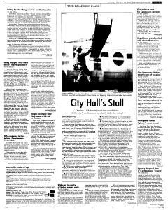 Syracuse Post Standard, October 30, 2005, Page 55