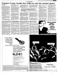 Syracuse Post Standard, October 30, 2005, Page 61