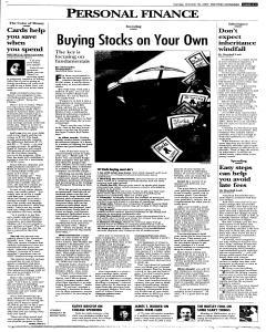 Syracuse Post Standard, October 30, 2005, Page 63