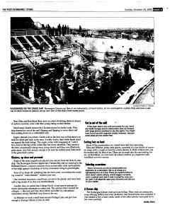 Syracuse Post Standard, October 30, 2005, Page 127