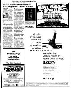 Syracuse Post Standard, October 30, 2005, Page 226