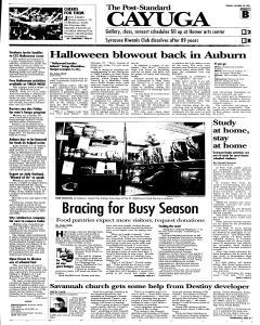 Syracuse Post Standard, October 30, 2005, Page 236