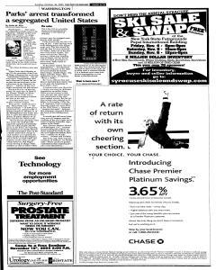 Syracuse Post Standard, October 30, 2005, Page 290