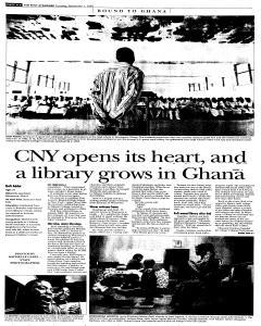 Syracuse Post Standard, November 01, 2005, Page 6