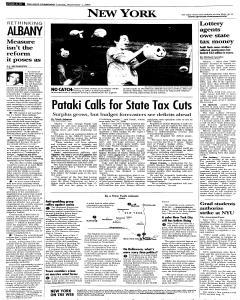 Syracuse Post Standard, November 01, 2005, Page 10