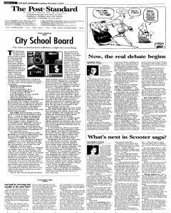 Syracuse Post Standard, November 01, 2005, Page 12