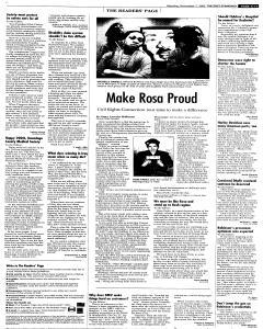 Syracuse Post Standard, November 07, 2005, Page 11
