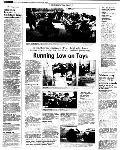 Syracuse Post Standard, November 09, 2005, Page 10