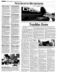 Syracuse Post Standard, November 10, 2005, Page 26