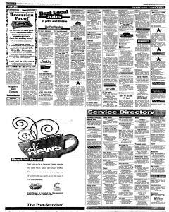 Syracuse Post Standard, November 10, 2005, Page 52