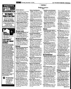 Syracuse Post Standard, November 10, 2005, Page 106