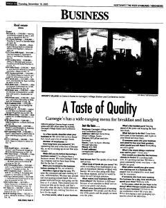 Syracuse Post Standard, November 10, 2005, Page 180