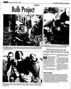 Syracuse Post Standard, November 10, 2005, Page 218