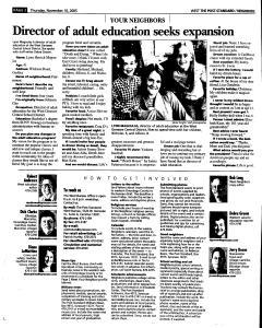Syracuse Post Standard, November 10, 2005, Page 226