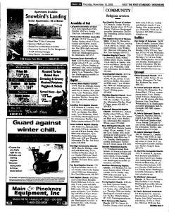 Syracuse Post Standard, November 10, 2005, Page 250
