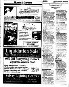 Syracuse Post Standard, November 10, 2005, Page 252