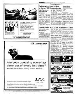 Syracuse Post Standard, November 10, 2005, Page 316