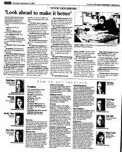 Syracuse Post Standard, November 10, 2005, Page 328