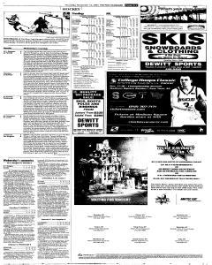 Syracuse Post Standard, November 10, 2005, Page 29