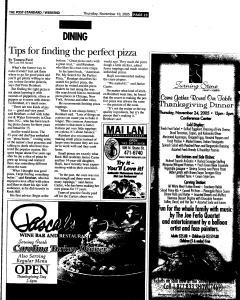 Syracuse Post Standard, November 10, 2005, Page 77