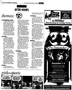 Syracuse Post Standard, November 10, 2005, Page 81