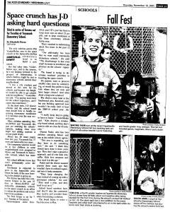 Syracuse Post Standard, November 10, 2005, Page 111