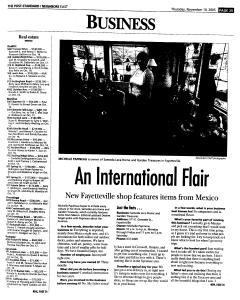 Syracuse Post Standard, November 10, 2005, Page 115