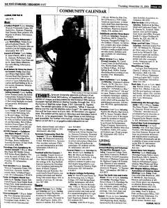 Syracuse Post Standard, November 10, 2005, Page 119