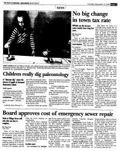 Syracuse Post Standard, November 10, 2005, Page 131