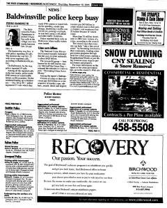 Syracuse Post Standard, November 10, 2005, Page 172