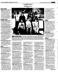 Syracuse Post Standard, November 10, 2005, Page 191