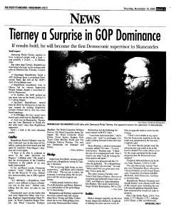 Syracuse Post Standard, November 10, 2005, Page 227