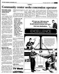 Syracuse Post Standard, November 10, 2005, Page 231