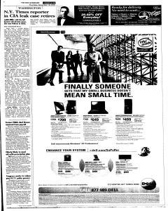 Syracuse Post Standard, November 10, 2005, Page 273