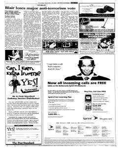 Syracuse Post Standard, November 10, 2005, Page 291