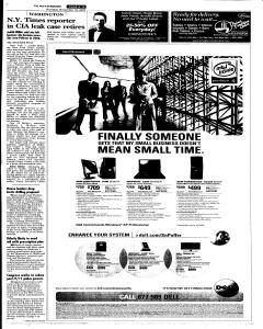 Syracuse Post Standard, November 10, 2005, Page 317