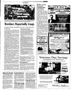 Syracuse Post Standard, November 12, 2005, Page 3